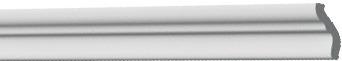Профиль потолочный V31 2м 36*36 фото