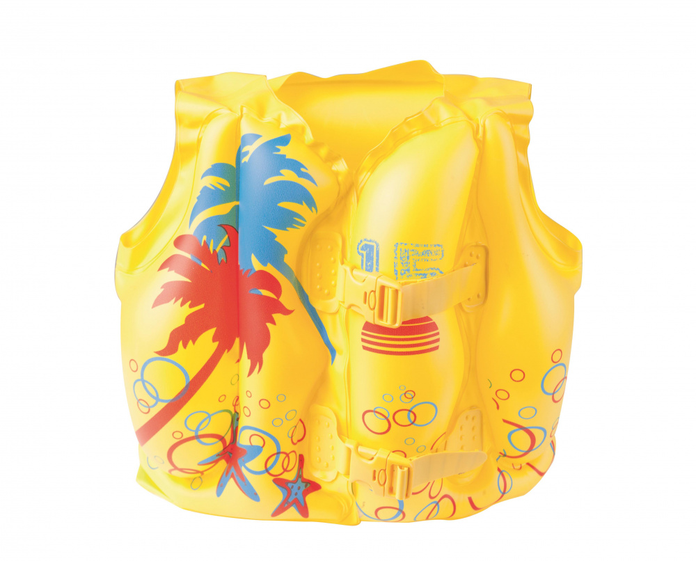 Купить Жилет для плавания Bestway Тропики 32069
