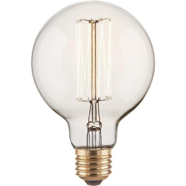 Купить Лампа Эдисона G95 60W, Elektrostandard