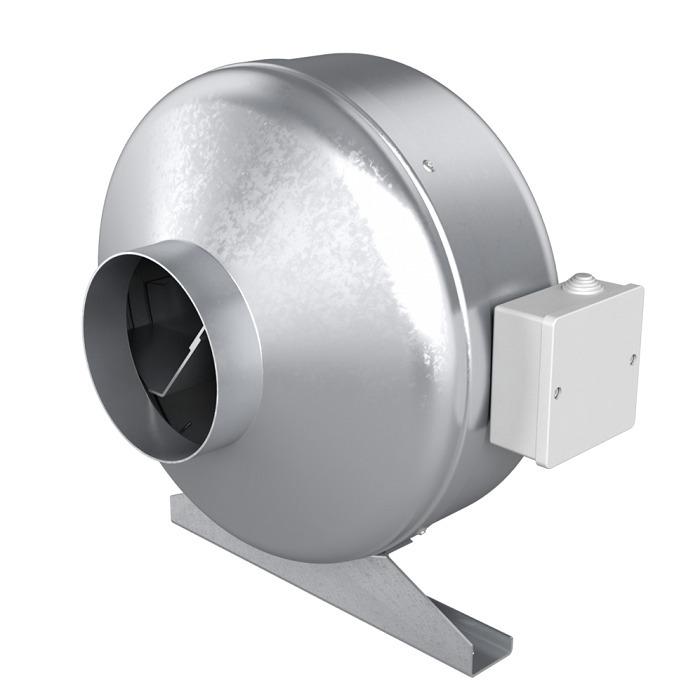 Вентилятор канальный Era Mars D100 центробежный