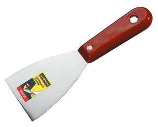 Шпатель стальной пласт.ручка Stayer Master 100мм 1003-100 фото