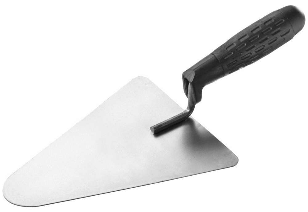 Кельма - треугольник пластмассовая ручка Stayer Standard 08250-2