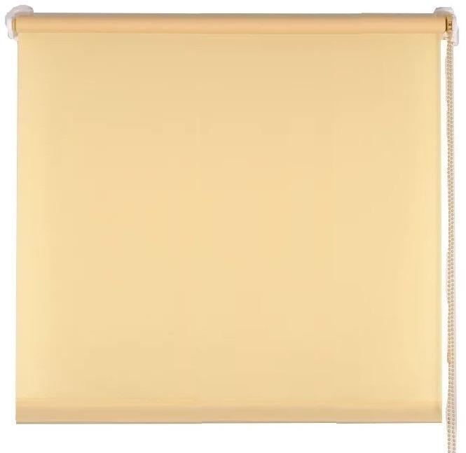 Рулонная штора 160х160 Комфортиссимо ваниль 012 фото
