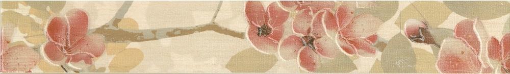 7,5Х45 Бордюр керамический Estera 1504-0157 Global Tile