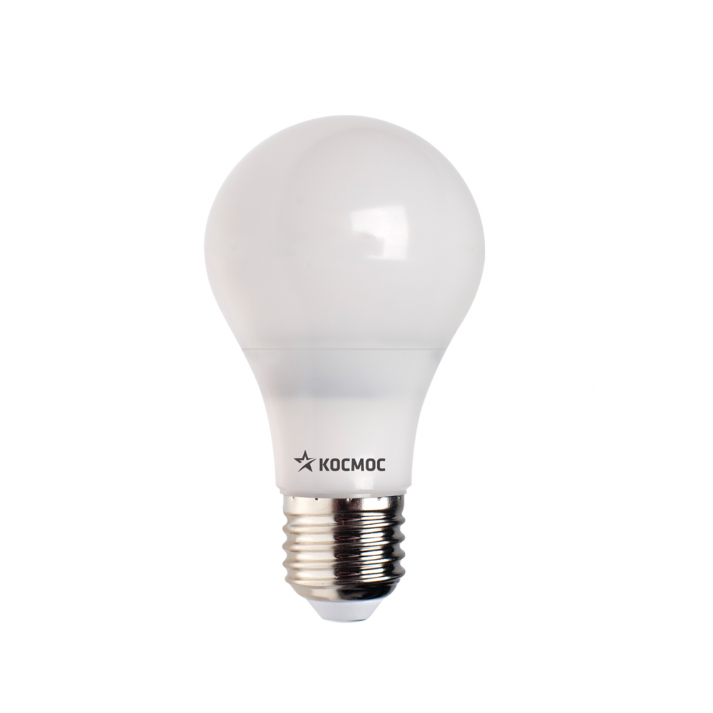 Купить Лампа светодиодная Космос груша А60 220V 13W E27 3000K
