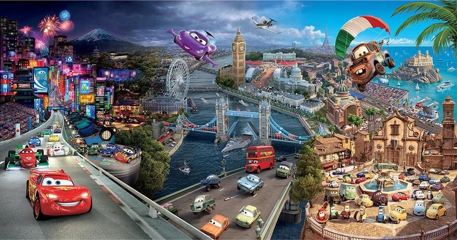Фотопанно Ovk Design Disney 2,5*1,3 м 830109 фото