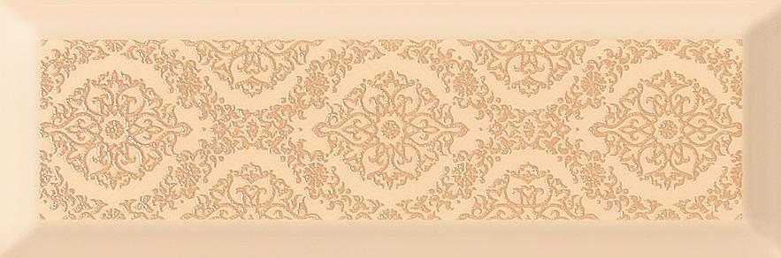 10Х30 Декор керамический Lacroix 03, Gracia Ceramica, бежевый  - Купить
