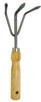 Культиватор с деревянной ручкой 06-030
