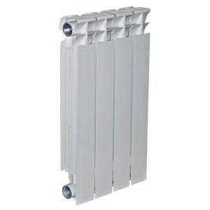 Радиатор Valfex Optima алюминиевый 500 х 80 4 секции