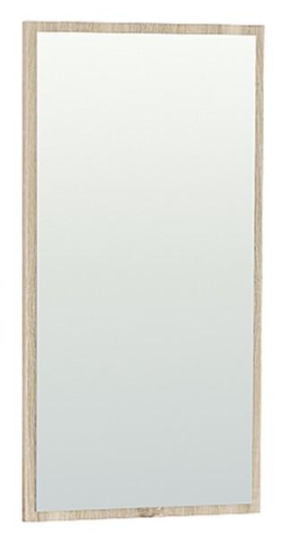 Зеркало Глория 2 128/02 240х392х762мм Дуб сонома