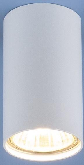 Светильник накладной Es 1081 Gu10 белый фото
