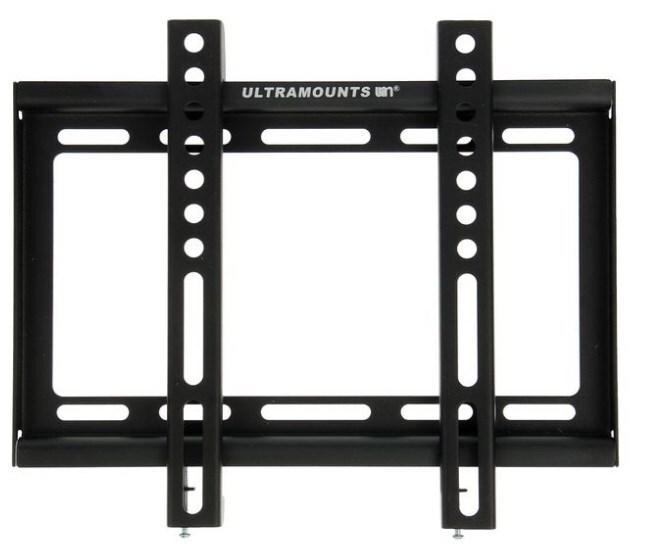 Кронштейн Ultramounts Um811f, для Тв, фиксированный, 23