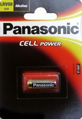 Элемент питания Panasonic 23A 12V (Lrv08) Bl1
