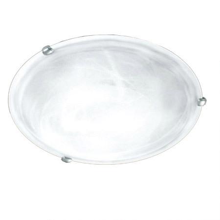 Купить Светильник Duna 153/K круг d300 /Дюна 04074 300 E27 1*60W/2*60W белый/золото, Сонекс
