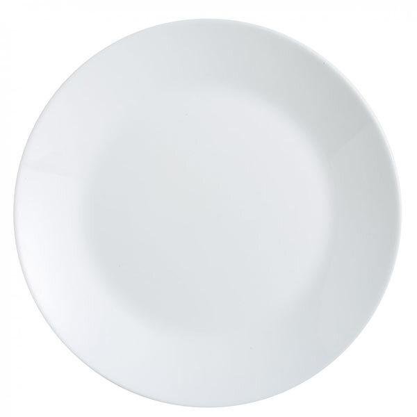 Купить Тарелка десертная 18 см Luminarc Зели L4120, белый, стекло