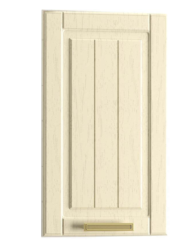 Фасад кухонный Софи Дуб кремовый 400х680мм фото