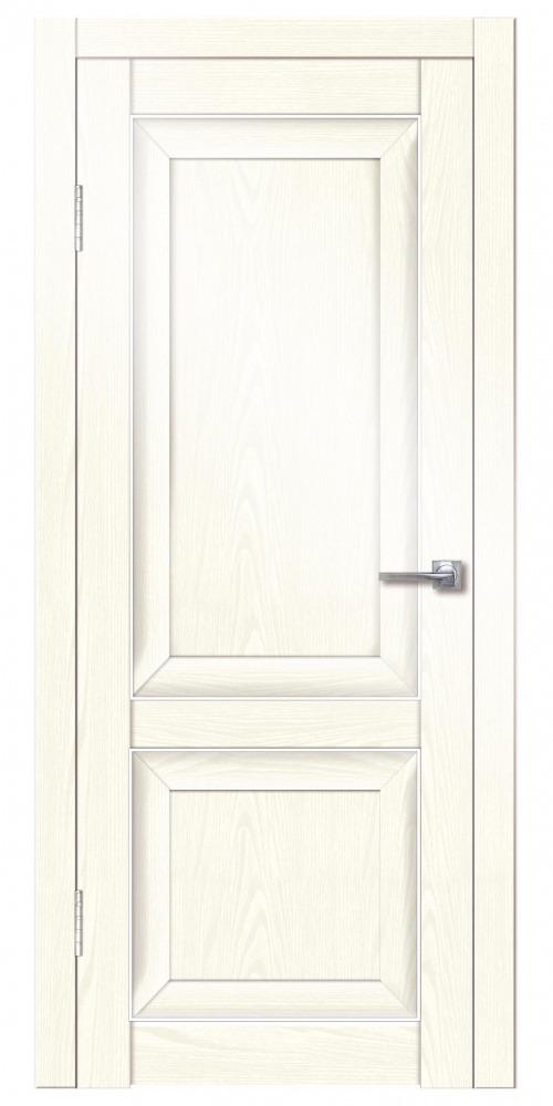 Купить со скидкой Дверь пвх Дг-Пг-1 800х2000мм 21-09 ясень белый