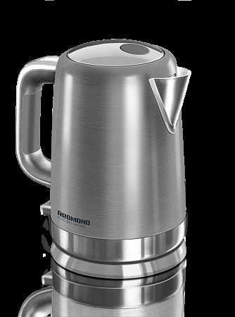 Купить со скидкой Чайник электрический 1,6л. Redmond Rk-M1263 нержавеющая сталь 2969702