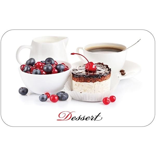 Салфетка сервировочная Пвх Десерт 26*41см