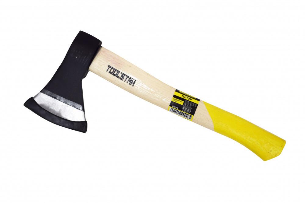 Топор Toolstar деревянная ручка 299 046