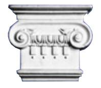 Пилястра декоративный элемент Капитель 3 фото