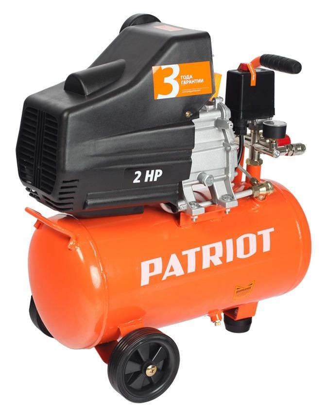 Купить со скидкой Компрессор Patriot Euro 24-240
