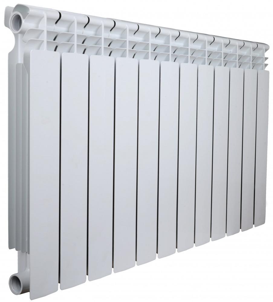 Радиатор Valfex Optima алюминиевый 500 х 80 12 секции