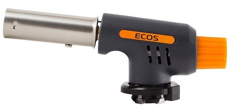 Газовая горелка Ecos Gti-100 с пьезоподжигом фото