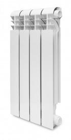 Радиатор Konner Lux алюминиевый 500 х 80 4 секции фото